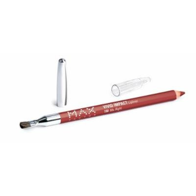 Max Factor Lip Max Factor Vivid Impact Lipliner, Ms Right 150, 0.04-Ounce Packages by Max Factor