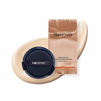 Ponyeffect Everlasting cushion foundation REFILL 15g (Nude Beige)