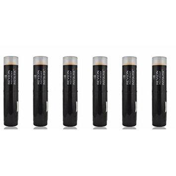 Revlon Photoready Insta-Fix Foundation Stick, SPF 20 Natural Ochre (6 Pack) + FREE LA Cross Blemish Remover 74851