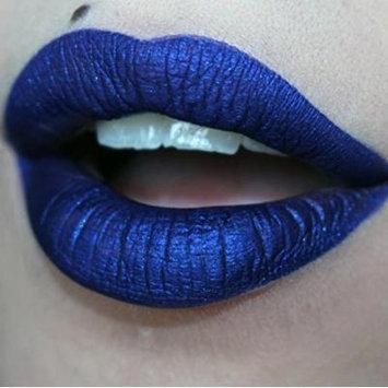 Coloured Raine Matte Lip Paint - Rockstar, 4g