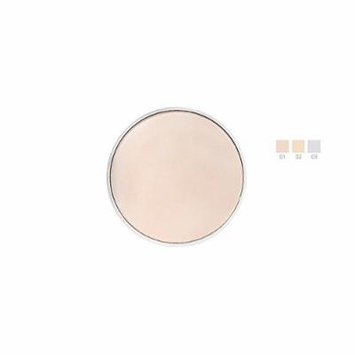 [Refill] Mamonde Top Coat Blooming Pact SPF30 PA+++ 13g (#1 Rose Beige)