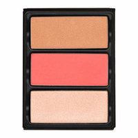 Viseart - Theory Highlighter, Blush, & Bronzer (Ablaze)
