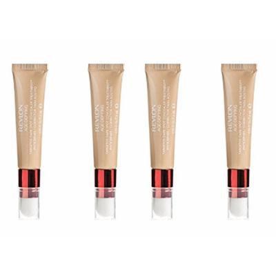 Revlon Age Defying Targeted Dark Spot Concealer, Medium Deep, 0.22 Oz (4 Pack) + FREE FREE Schick Slim Twin ST for Sensitive Skin