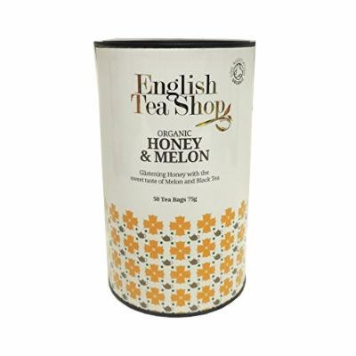 English Tea Shop - Christmas Collection - Organic Honey & Melon - 75g (Case of 6)