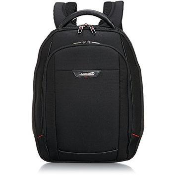 Samsonite Pro-Dlx 4 Laptop Backpack Casual Daypack, 14.1-inch, 46 cm, 18 Liters, Medium, Black
