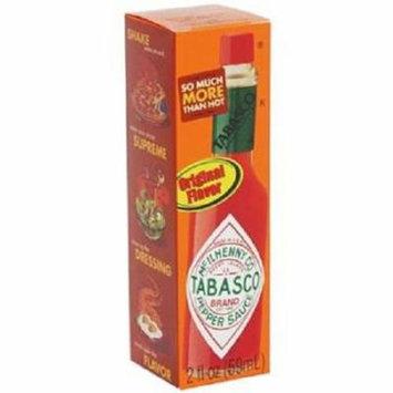 Tabasco Pepper Sauce - Orgnl Flvr 2 Oz - 1 count only