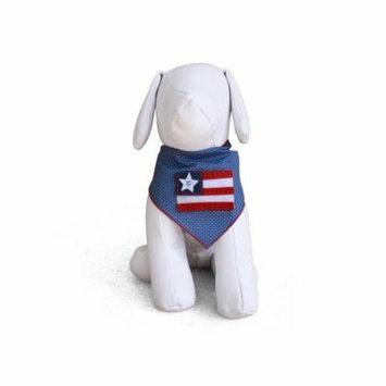 Tail Trends America Flag Dog Bandana