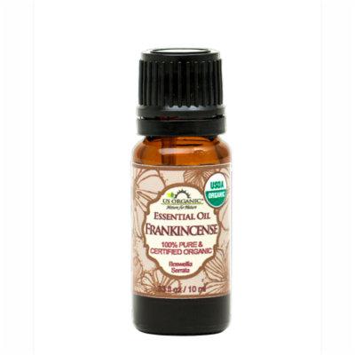100% Pure Certified USDA Organic - Frankincense Essential Oil