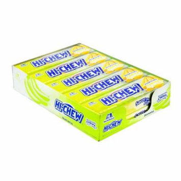 Hi-Chew Candy 10Ct Banana - Pack Of 10