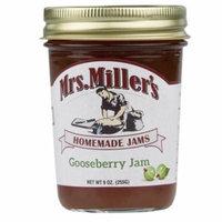 Mrs. Miller's Gooseberry Jam 9 oz. (3 Jars)