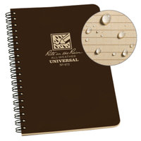 Rite in the Rain All Weather Side Spiral Notebook, 4 5/8