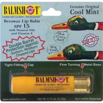 Balmshot Lip Balm Cool Mint - BALMSHOT - COOL MINT