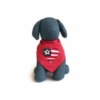 Tail Trends Heart of the Brave Dog Bandana