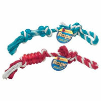 Westminster Pet Products Westminster Rope Tug Toy Asst 6 Pc - Ruffin' It