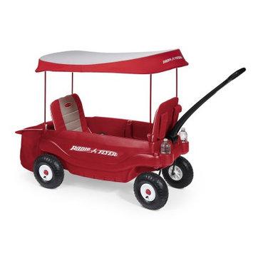 Radio Flyer Inc. Radio Flyer All-Terrain Ultimate Comfort Wagon
