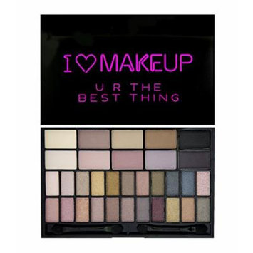 Makeup Revolution I Heart Makeup - U R The Best Thing - 32 Shades Palette