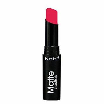 (6 Pack) Nabi Cosmetics Matte Lipstick Matte Brick