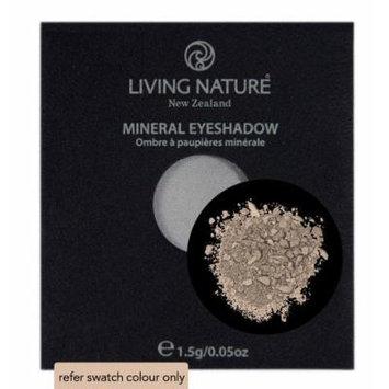 Living Nature Eyeshadow - Sand (Matte-CreamyVanillaWhite)