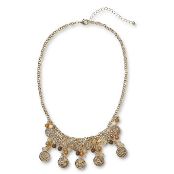 Jaclyn Smith Women's Goldtone Necklace