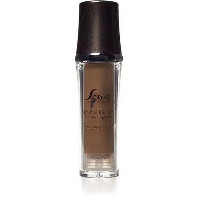 Sorme Cosmetics Sorme Mineral Illusion Oil Free Luminous Foundation Collection-Tawney