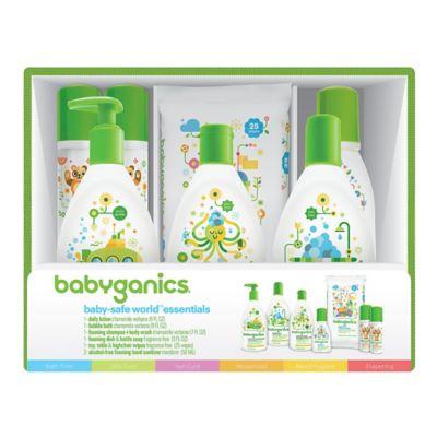 Kas Direct, Llc. BabyGanics Baby-Safe Hero Essentials Gift Set