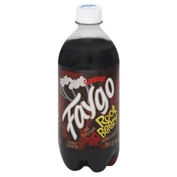 Faygo Draft Style Root Beer - 20 fl oz Bottle