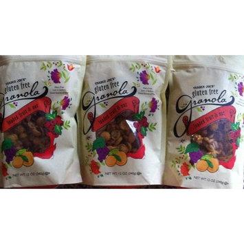 Trader Joe's Gluten Free Granola Loaded Fruit and Nut