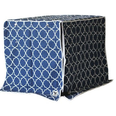 molly mutt Romeo and Juliet Crate Cover for Pets, Medium