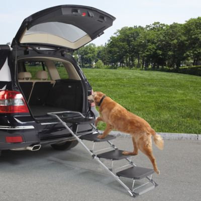 Petedge Dealer Guardian Gear Ride Right Foldaway Dog RampStep