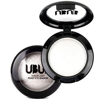 Binmer(TM) UBUB Single Baked Eye Shadow Powder Palette Shimmer Metallic Eyeshadow Palette (01)