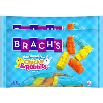 Brach's Chicks & Rabbits Marshmallow Candy, 9.5 oz
