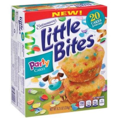 Entenmann's Little Bites Party Cakes, 5 count, 8.25 oz