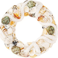 Worth Imports Mixed Shell Candle Ring