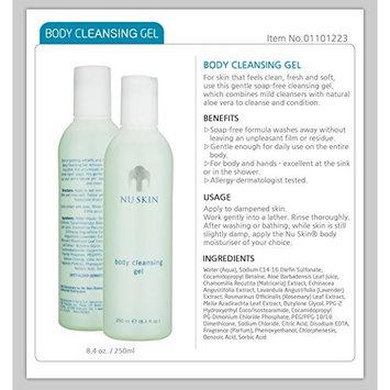 Nuskin Nu Skin Body Cleansing Gel 8.4 oz.