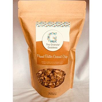 Granola Goddess Peanut Butter Coconut Crisp Granola