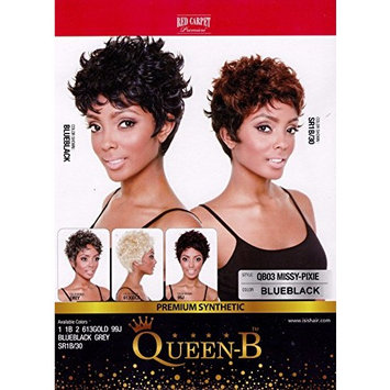 ISIS Red Carpet Queen-B QB03 Missy-Pixie (Color Grey)