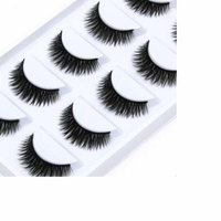 Salon Quality Luxury Lashes 4 Pack (20 Pairs)