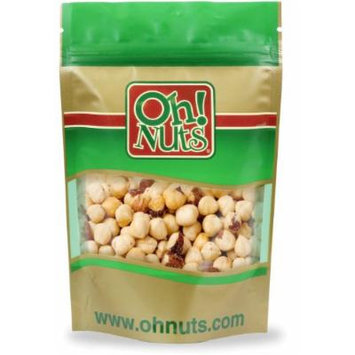Roasted Salted Hazelnuts Filberts 5 Pound Bag - Oh! Nuts