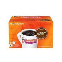 Dunkin' Donuts Original Blend K-Cups (72 ct.) (pack of 2)