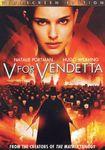 V For Vendetta Dvd from Warner Bros.