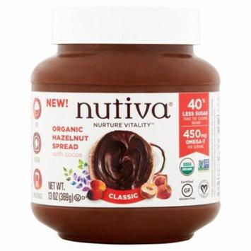 Nutiva Spread Hazelnut Org,13 Oz (Pack Of 6)