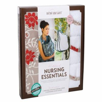 Bebe au Lait Premium Cotton Nursing Essentials Set, Bali