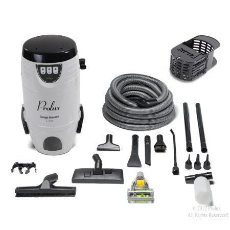 Prolux LITE Wet Dry Garage Shop Vacuum Vac - Vacuum, Shampooer, Sprayer, Blower, Wet Dry Pickup