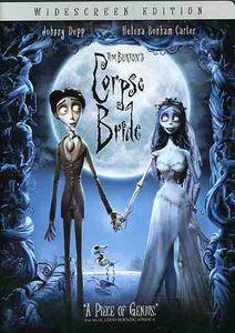 Tim Burton's Corpse Bride (Widescreen) (DVD)