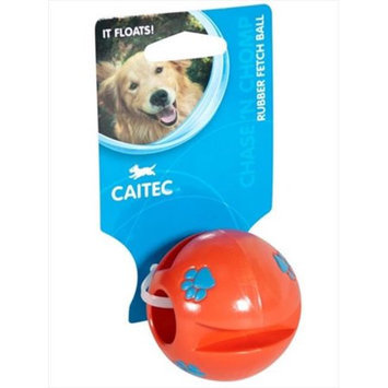 Chase N Chomp Rubber Floating Fetch Ball