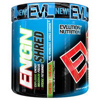 EVLution Nutrition, ENGN Shred, Cherry Limeade Pre-Workout, 8.1 oz (231 g) [Flavor : Cherry Limeade]