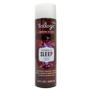 Oilogic Slumber & Sleep Essential Oil Vapor Bath - 9 oz