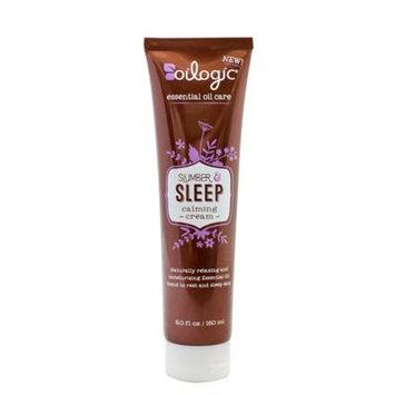Oilogic Slumber & Sleep Essential Oil Calming Cream - 5 oz