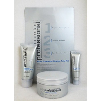 Avon Clearskin Professional Acne Treatment System Trial Kit
