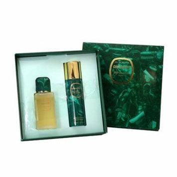 Coriandre 2 Pc. Gift Set ( Eau De Toilette Spray 3.3 Oz / 100 Ml + Deodorant Spray 3.3 Oz / 100 Ml )